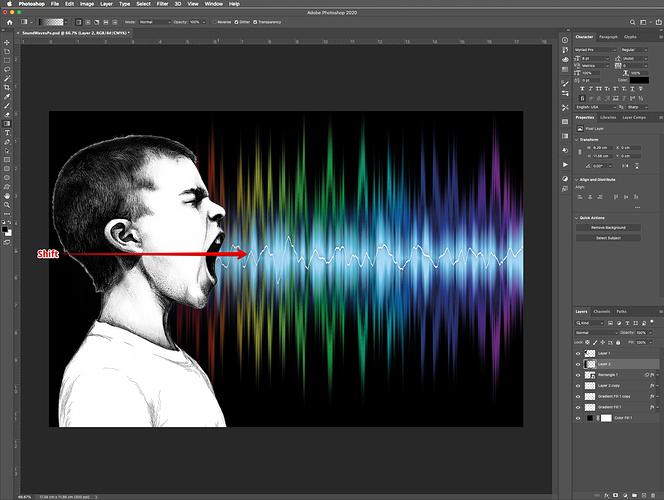 AudioWavesPs22b