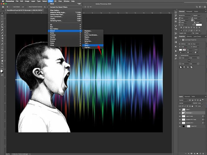 AudioWavesPs19