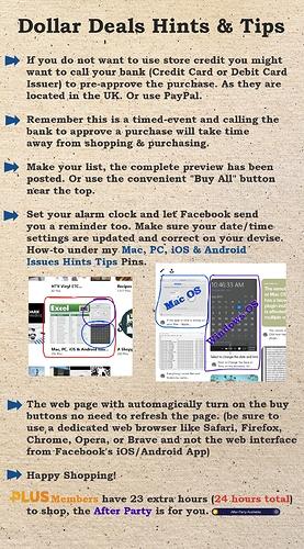 Dollar Deals PSA FAQ -2
