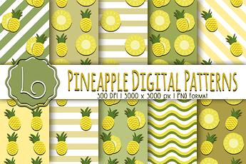 Pineapple Patterns 2