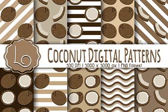 Coconut Patterns 2