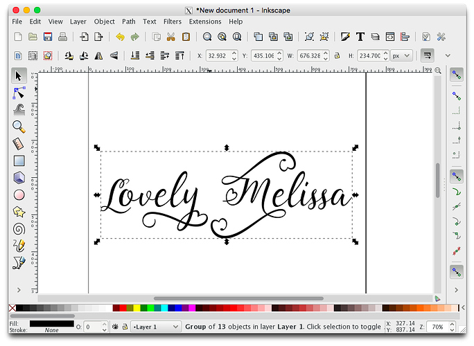 fixed clipping in inkscape