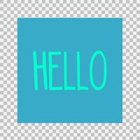 HelloSquare