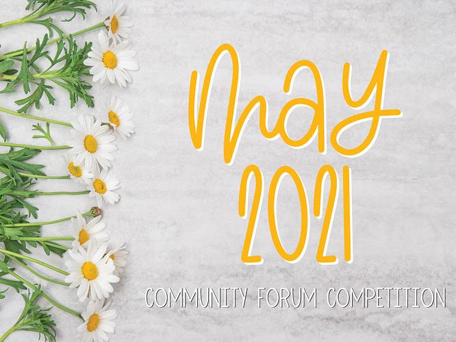 2021 May Comp